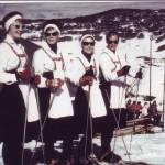 Old Sundeck Staff 1962