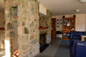 Thredbo Fire place